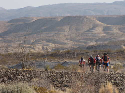 Contrabando Trails, BBRSP - photo by Crystal Allbright