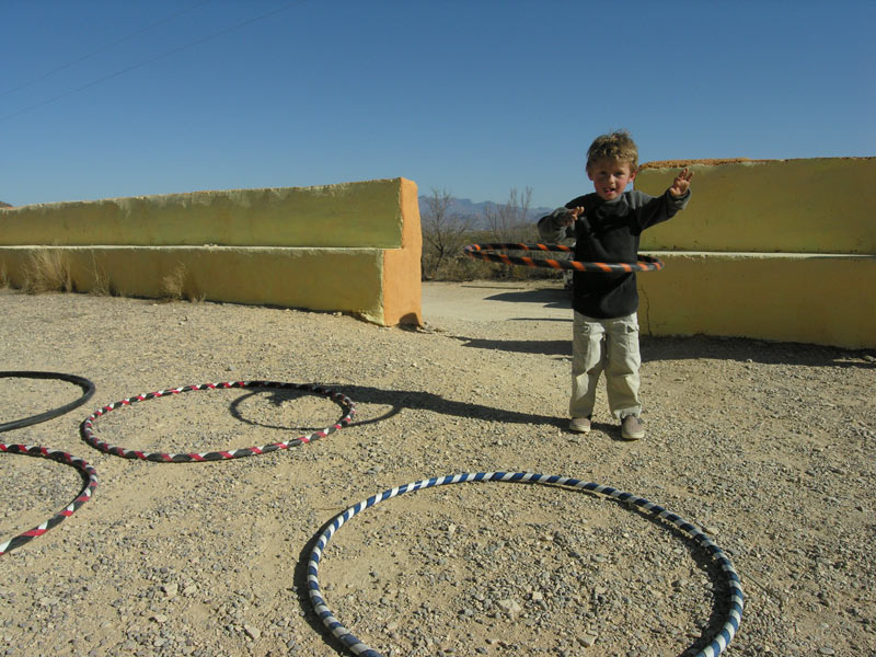 Hooping for all ages