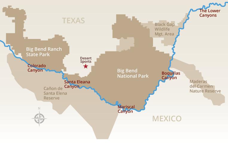 Big Bend Adventure Tours