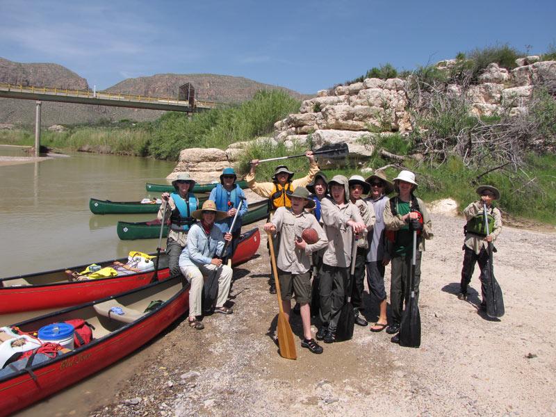 boquillas canoe trip